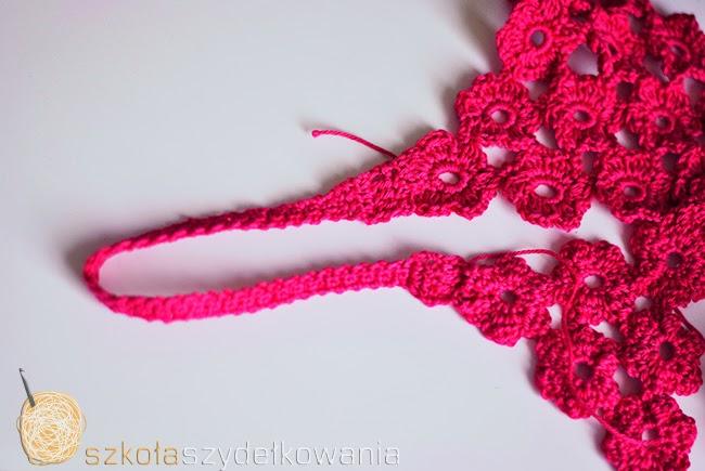 stringi na szydełku