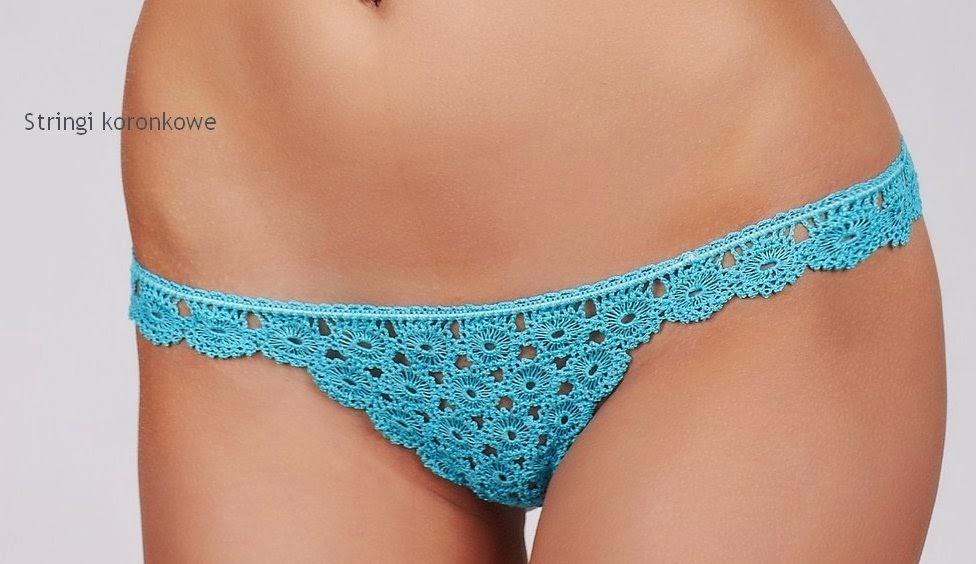 crochet panties