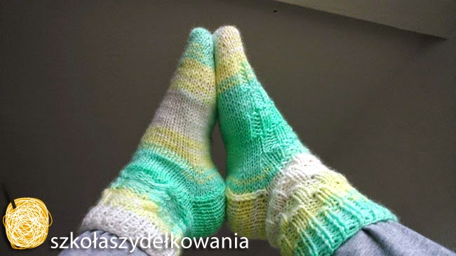 knooking, knooking socks, skarpetki knookingowe