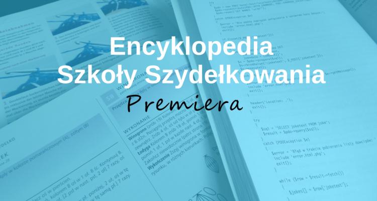 Encyklopedia Szkoły Szydełkowania, Szkoła Szydełkowania