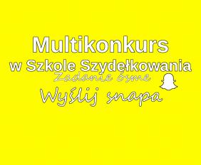 multikonkurs w Szkole Szydełkowania, Szkoła Szydełkowania, DMC, Snapchat