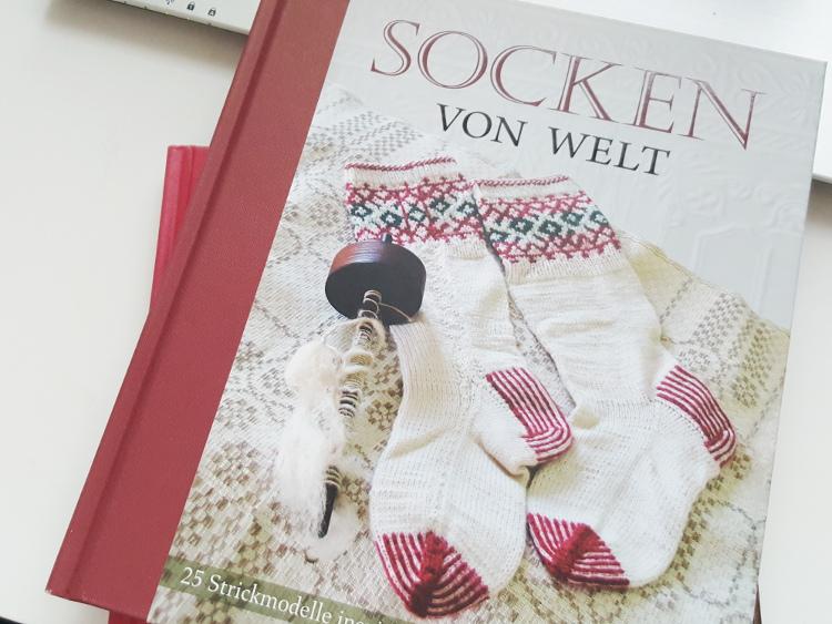 szal z warkoczami dziergany na drutach, druty, warkocze, Szkoła Szydełkowania, Socken von Welt