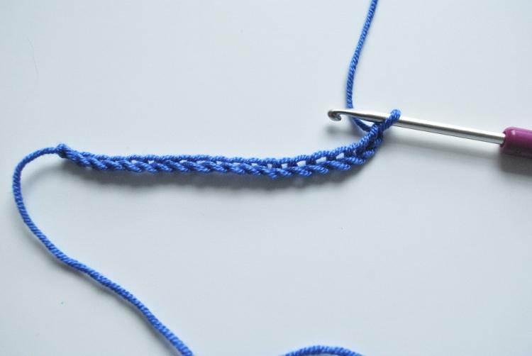 Szkoła Szydełkowania, oczka skrzyżowane, misja: szydełkowe warkocze, crochet cable