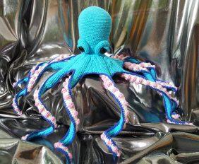 szydełkowanie, amigurumi, crochet Simply Haekeln, crochet octopus,