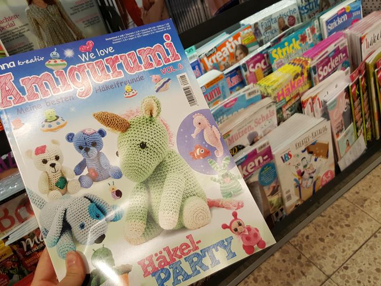 we love amigurumi vol 6, amigurumi, crochet, szydełkowanie, Szkoła Szydełkowania