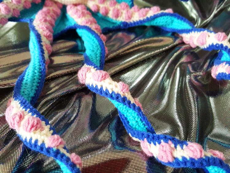 szydełkowanie, amigurumi, crochet Simply Haekeln, crochet octopus, ośmiornica
