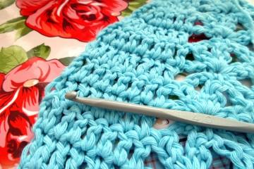 Szkoła Szydełkowania, szydełkowy kardigan, crochet cardigan, tutorial