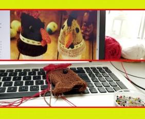 150 pomysłów do zrobienia na drutach, druty, gazeta, Mollie potrafi, Szkoła Szydełkowania