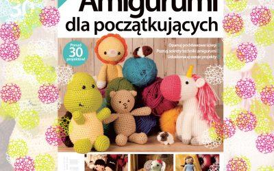 amigurumi dla początkujących, amigurumi, Szkoła Szydełkowania, Ulubiony kiosk, szydełkowe zabawki